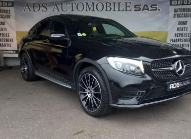 Achat Mercedes GLC CLASSE COUPE 350 D 9G-TRONIC 4MATIC Fascination Occasion