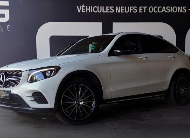 Vente Mercedes GLC CLASSE COUPE CLASSE COUPé 350 D 9G-TRONIC 4MATIC Fascination Occasion