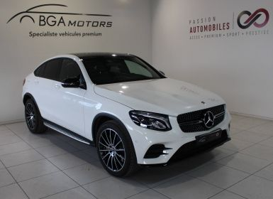 Achat Mercedes GLC CLASSE COUPE Coupé 250 9G-Tronic 4Matic Sportline Occasion