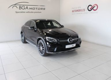 Mercedes GLC CLASSE COUPE Coupé 250 d 9G-Tronic 4Matic Fascination Occasion