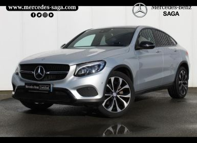 Vente Mercedes GLC Coupé 220 d 170ch Executive 4Matic 9G-Tronic Occasion
