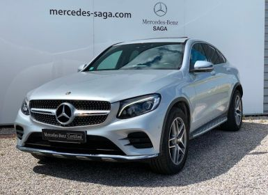 Achat Mercedes GLC Coupé 220 d 170ch Fascination 4Matic 9G-Tronic Occasion