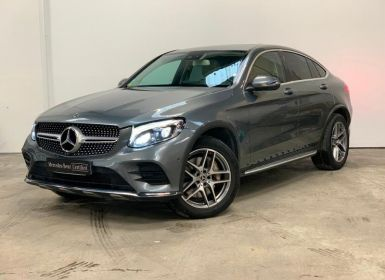 Vente Mercedes GLC Coupe 220 d 170ch Fascination 4Matic 9G-Tronic Occasion