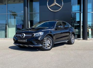 Vente Mercedes GLC Coupé 220 d 170ch Fascination 4Matic 9G-Tronic Occasion