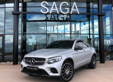 Acheter Mercedes GLC Coupe 220 d 170ch Fascination 4Matic 9G-Tronic Euro6c Occasion