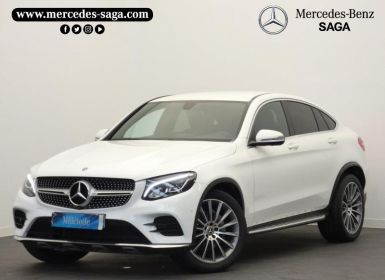 Acheter Mercedes GLC Coupe 220 d 170ch Sportline 4Matic 9G-Tronic Occasion