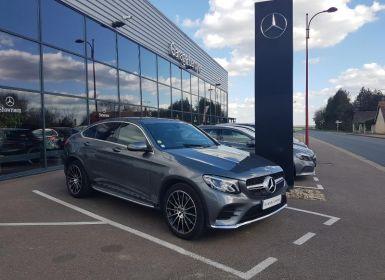 Mercedes GLC Coupé 220 d 170ch Sportline 4Matic 9G-Tronic