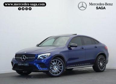 Vente Mercedes GLC Coupé 220 d 170ch Sportline 4Matic 9G-Tronic Occasion