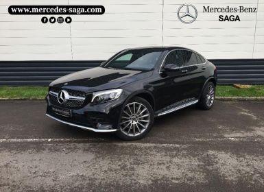 Vente Mercedes GLC Coupé 220 d 170ch Sportline 4Matic 9G-Tronic Euro6c Occasion