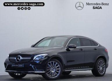 Achat Mercedes GLC Coupé 220 d 170ch Sportline 4Matic 9G-Tronic Euro6c Occasion