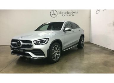 Vente Mercedes GLC Coupe 220 d 194ch AMG Line 4Matic 9G-Tronic Occasion