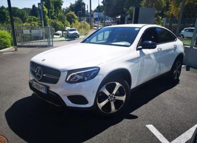 Mercedes GLC Coupé 250 D 204CH EXECUTIVE 4MATIC 9G-TRONIC Occasion