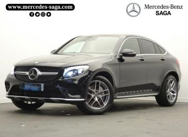 Acheter Mercedes GLC Coupe 250 d 204ch Fascination 4Matic 9G-Tronic Occasion