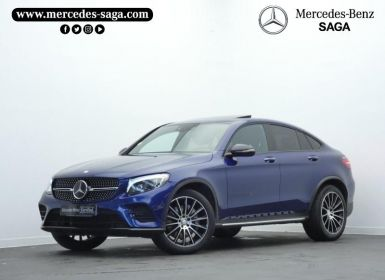 Vente Mercedes GLC Coupe 250 d 204ch Fascination 4Matic 9G-Tronic Occasion