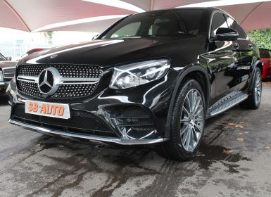 Mercedes GLC Coupé 250 D 204CH FASCINATION 4MATIC 9G-TRONIC Occasion