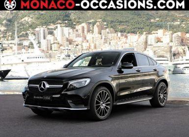 Vente Mercedes GLC Coupé 250 d 204ch Fascination 4Matic 9G-Tronic Occasion