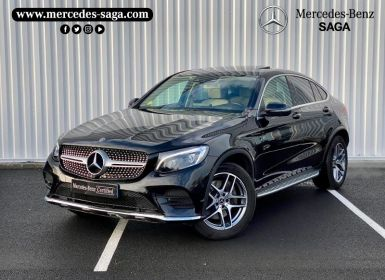 Vente Mercedes GLC Coupé 250 d 204ch Fascination 4Matic 9G-Tronic Euro6c Occasion