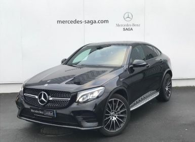 Vente Mercedes GLC Coupe 250 d 204ch Sportline 4Matic 9G-Tronic Occasion