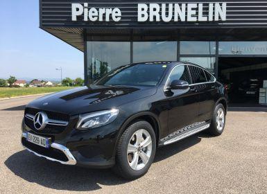 Vente Mercedes GLC Coupé 250 d 4-MATIC EXECUTIVE 9G-TRONIC - 1ére MAIN Occasion