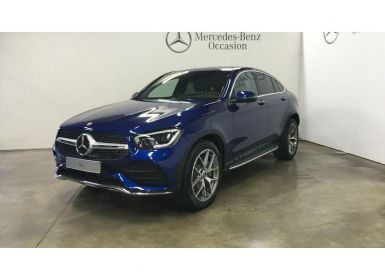 Voiture Mercedes GLC Coupe 300 258ch EQ Boost AMG Line 4Matic Launch Edition 9G-Tronic Euro6d-T-EVAP-ISC Occasion