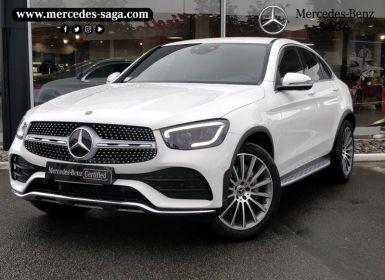 Vente Mercedes GLC Coupé 300 d 245ch AMG Line 4Matic 9G-Tronic Occasion