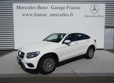 Vente Mercedes GLC Coupé 350 d 258ch Executive 4Matic 9G-Tronic Occasion