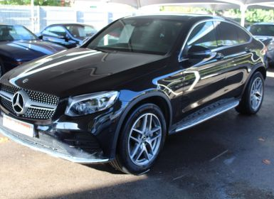 Acheter Mercedes GLC COUPE 350 D 258CH FASCINATION 4MATIC 9G-TRONIC Occasion