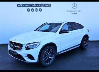 Mercedes GLC Coupe 350 d 258ch Fascination 4Matic 9G-Tronic Occasion