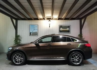 Mercedes GLC Coupé 350D FASCINATION 4MATIC BVA