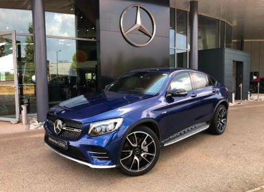 Achat Mercedes GLC Coupé 43 AMG 367ch 4Matic 9G-Tronic Occasion