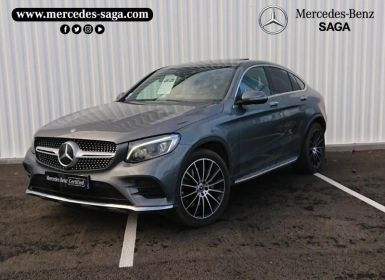 Vente Mercedes GLC Coupé Coupe 250 211ch Fascination 4Matic 9G-Tronic Euro6d-T Occasion