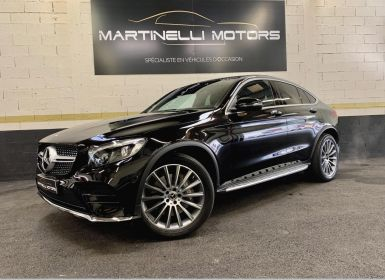 Vente Mercedes GLC Coupé Coupe 350 d 258ch Fascination 4Matic Occasion
