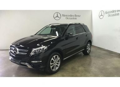 Achat Mercedes GLE 250 d 204ch Executive 9G-Tronic Occasion