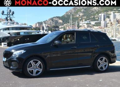 Voiture Mercedes GLE 350 d 258ch Fascination 4Matic 9G-Tronic Occasion