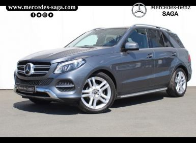 Vente Mercedes GLE 350 d 258ch Fascination 4Matic 9G-Tronic Occasion