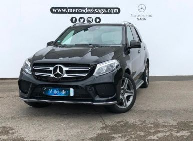 Achat Mercedes GLE 350 d 258ch Fascination 4Matic 9G-Tronic Occasion
