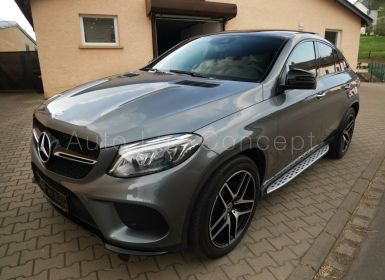 Achat Mercedes GLE 350 d 4MATIC Coupé AMG Line, Toit pano, Caméra 360°, AIRMATIC, Attelage, Harman Kardon Occasion