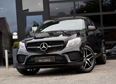 Vente Mercedes GLE 350 d COUPE 4-Matic - AMG PACK - NAVI - BLUETOOTH Occasion