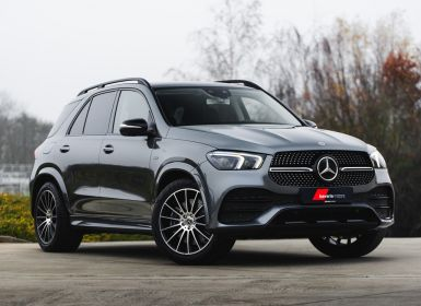 Mercedes GLE 350 de SUV Hybrid * 34gr CO2* PANO*BURMESTER*DISTRONIC Occasion