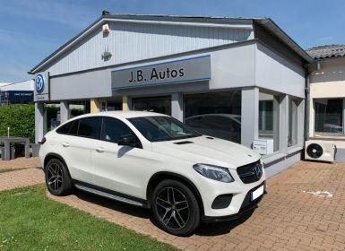 Voiture Mercedes GLE 350d 4 matic Occasion