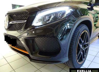 Voiture Mercedes GLE 350d Coupé AMG ORANGEART EDITION  Occasion