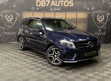 Achat Mercedes GLE 450 4Matic AMG Occasion