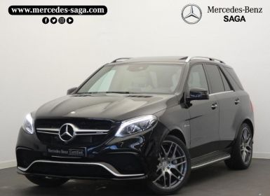 Achat Mercedes GLE 63 AMG 557ch 4Matic 7G-Tronic Speedshift Plus Occasion
