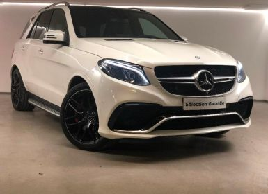 Voiture Mercedes GLE 63 AMG S 585ch 4Matic 7G-Tronic Speedshift Plus Occasion