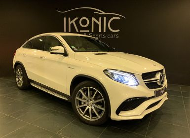 Achat Mercedes GLE 63 S AMG Occasion