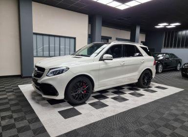 Vente Mercedes GLE 63S AMG 5.5l V8 585ch 4MATIC ATTELAGE ELEC Occasion