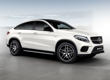 Achat Mercedes GLE Classe  coupe 43 AMG 4Matic 2018 Occasion