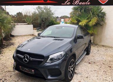 Achat Mercedes GLE classe 350 d 4 bva troni2 Occasion