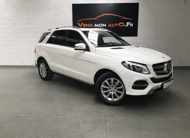 Achat Mercedes GLE CLASSE 350 D 9G-TRONIC 4MATIC Occasion