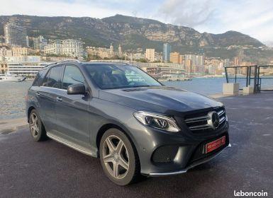 Vente Mercedes GLE Classe 350D 4 Matic Fascination - 30 000kms Occasion
